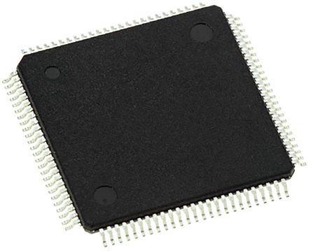 Renesas Electronics R5F51137ADFP#3A, 32bit RX Microcontroller MCU, RX113, 32MHz, 384 kB Flash, 100-Pin LQFP