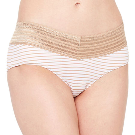 Warners Hipster Panty 5609j, Medium , Beige