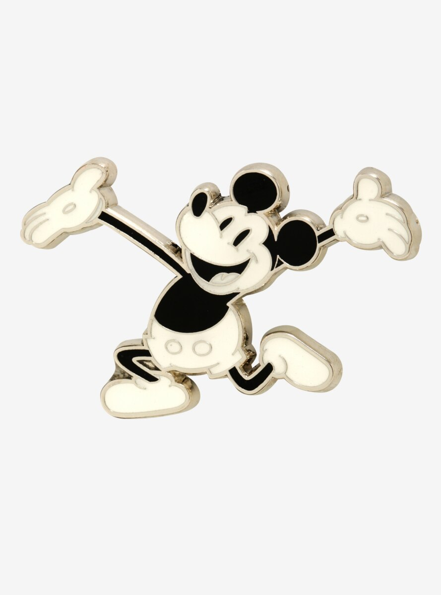Disney Mickey Mouse Ta-Da Enamel Pin - BoxLunch Exclusive