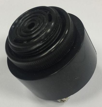 RS PRO 92 (Minimum)dB Continuous, Fast Pulse Piezo Buzzer (160)