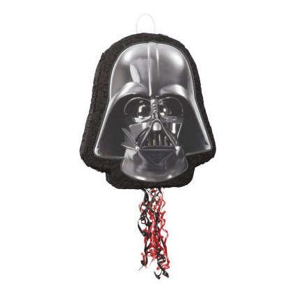 Darth Vader Shaped Drum Pull Pinata