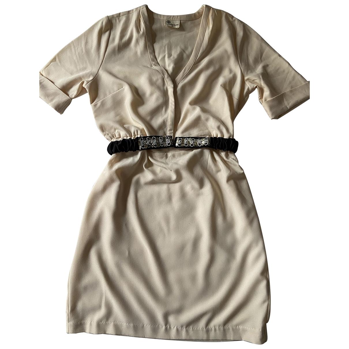 Stella Forest \N Ecru dress for Women 38 FR