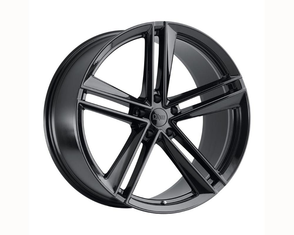 Ohm Lightning Wheel 19x8.5 5x120 30 Gloss Black