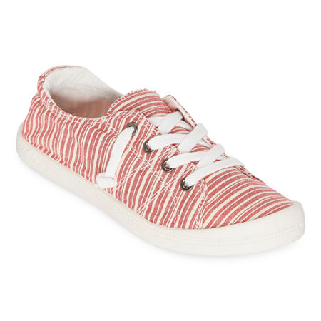 Pop Highbar Womens Sneakers, 9 1/2 Medium, Red