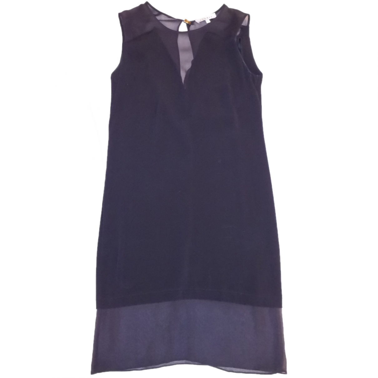 Sandro \N Black dress for Women 1 0-5