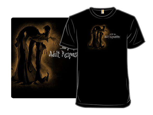 Death Is Hollow T Shirt