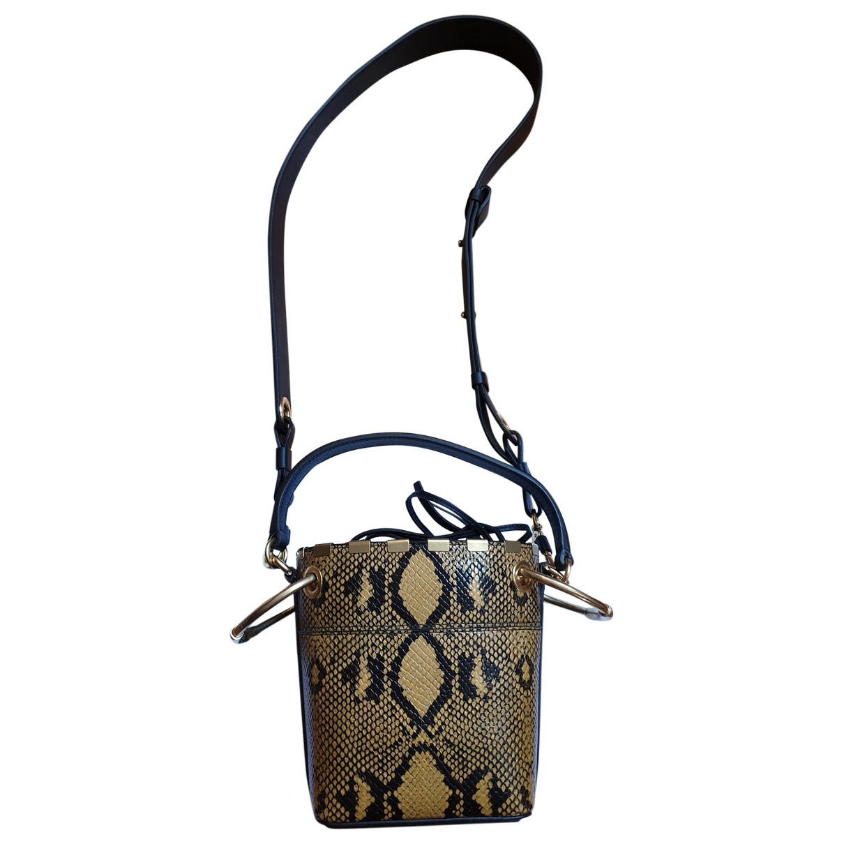 Chloé Roy Yellow Leather handbag for Women \N