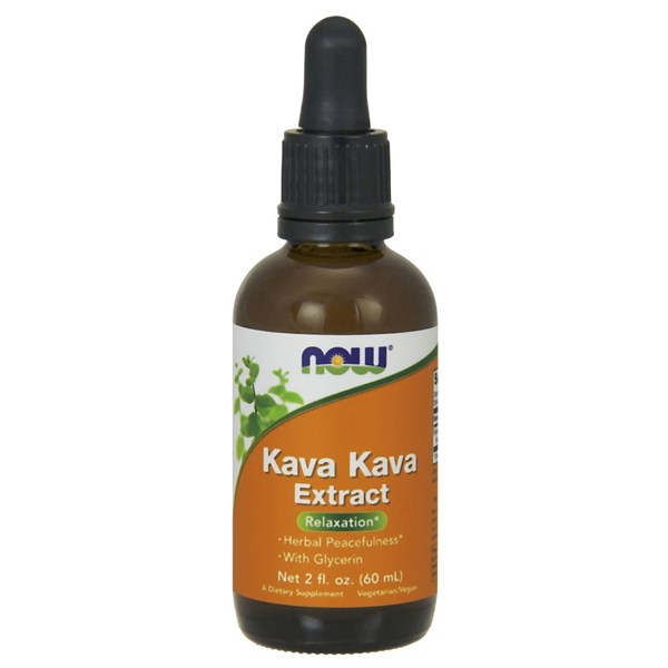 Kava Kava Extract 2 OZ by Now Foods