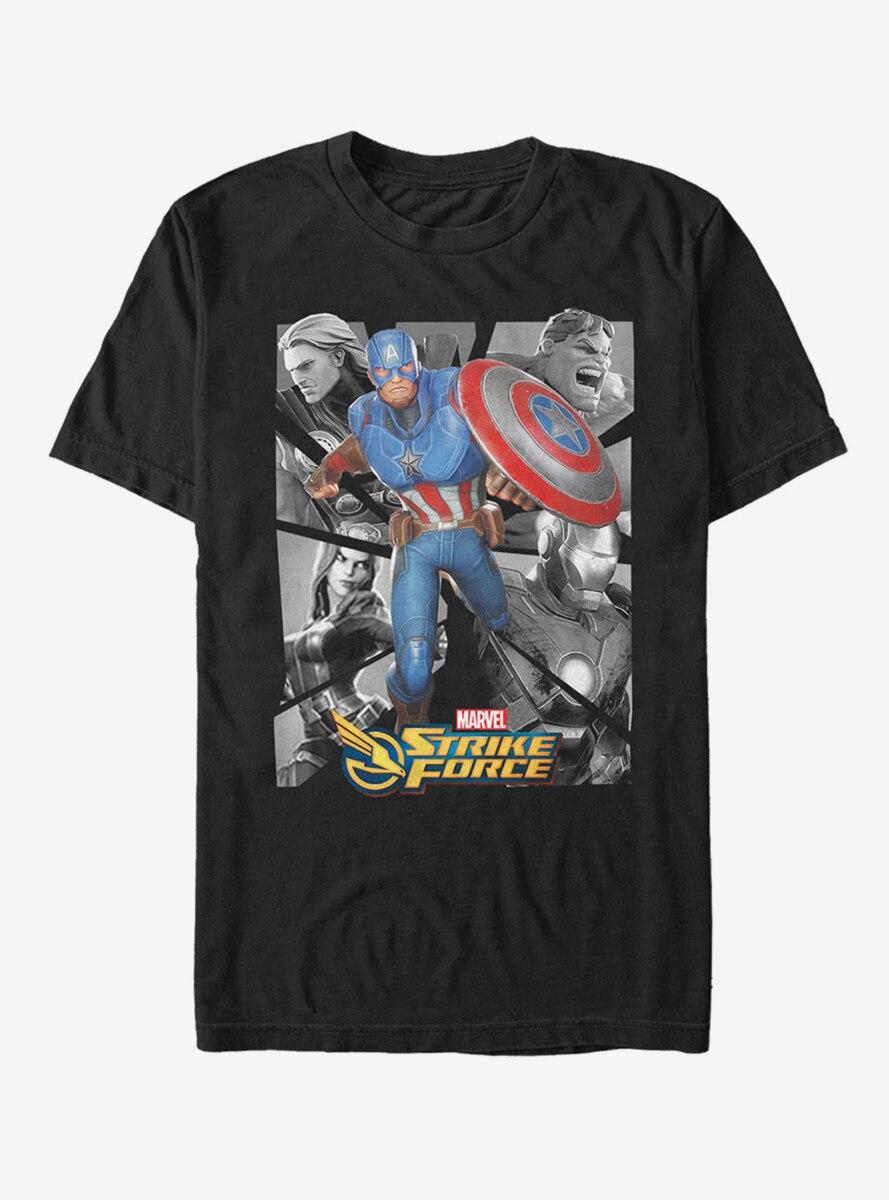 Marvel Strike Force Team Shatter T-Shirt