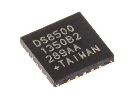Maxim Integrated DS8500-JND+, Modem HART Protocol Modem FSK, 3.6 V, 1200bit/s, 20-Pin, TQFN