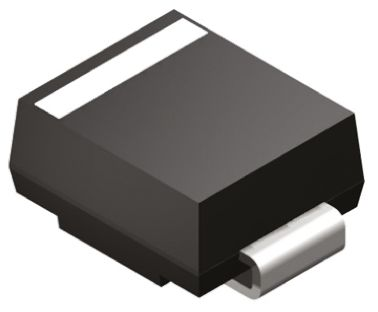 Littelfuse SMBJ12CA, Bi-Directional TVS Diode, 600W, 2-Pin DO-214AA (10)