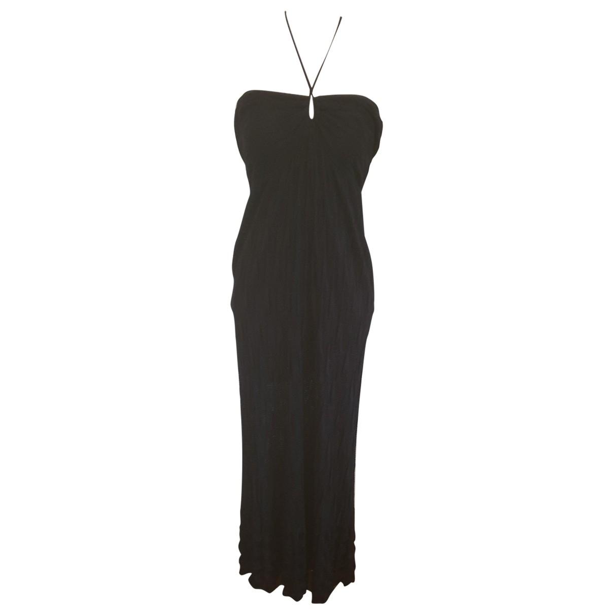 M Missoni \N Black dress for Women 46 IT