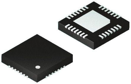 Microchip DSPIC33FJ128GP802-I/MM , 16bit DSP 40MHz 128 kB Flash 28-Pin QFN-S (2)