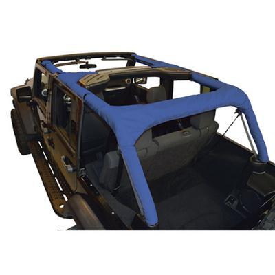 DirtyDog 4x4 Replacement Roll Bar Cover, Blue - D/DJ4RBC07BL