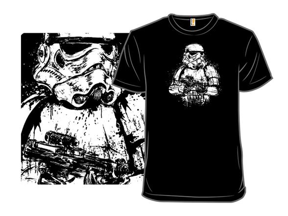 Empire Trooper T Shirt