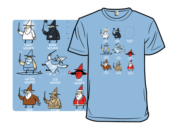 Know Your Wizards T Shirt