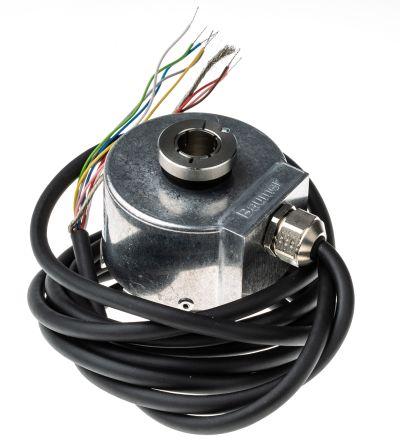 Baumer Incremental Encoder  BHG 16.25W.1024-B2-5 1024 ppr 12000rpm Hollow shaft 4.5 → 30 V dc
