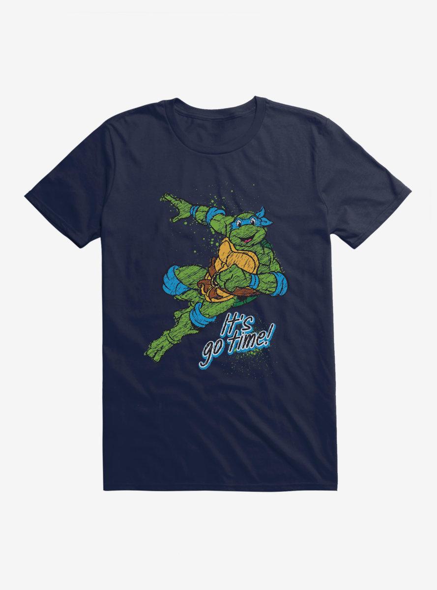 Teenage Mutant Ninja Turtles Leo Jump Into Action T-Shirt