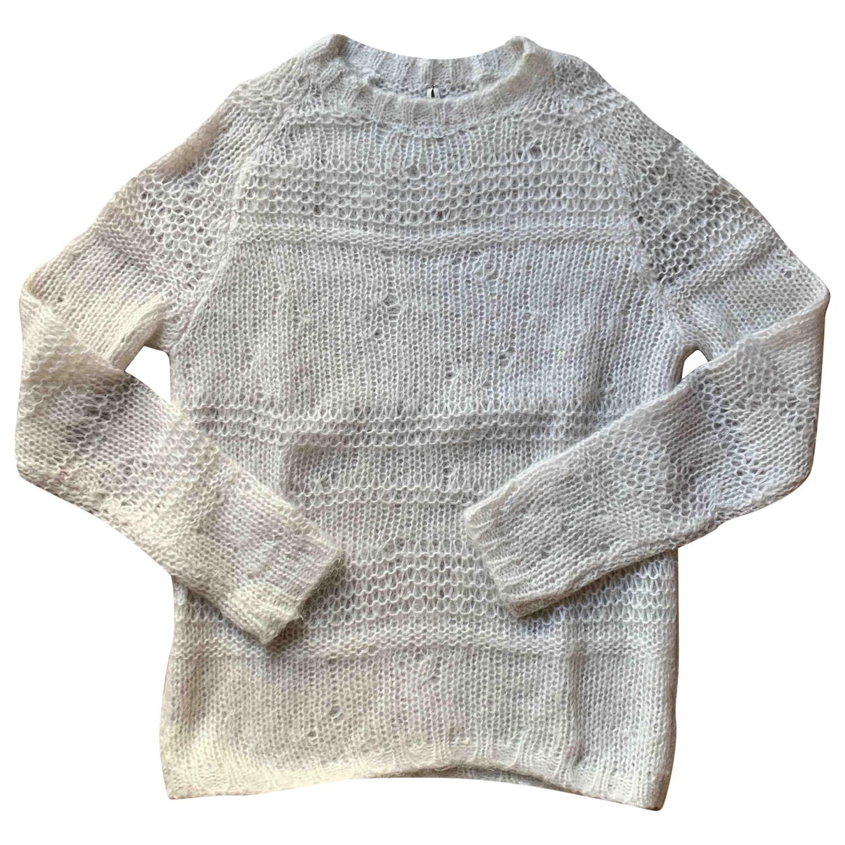 Iro \N Beige Wool Knitwear for Women 0 0-5