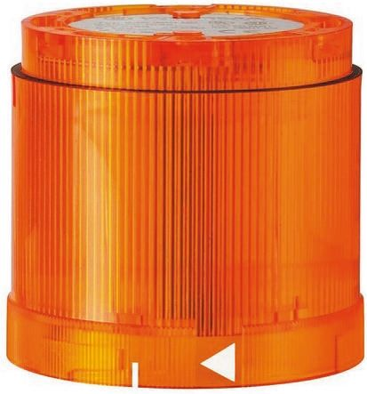 Werma KombiSIGN 70 Beacon Unit Yellow LED EVS 24 V dc
