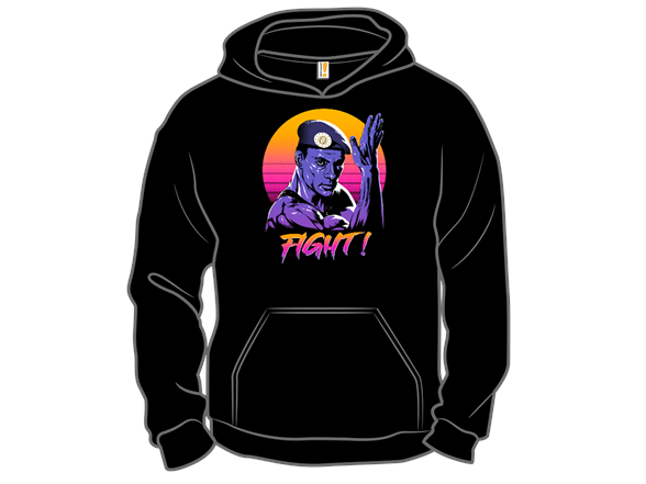 Fight! T Shirt
