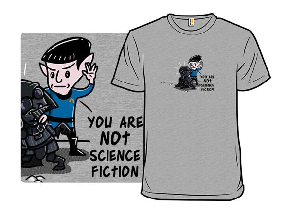 Trek War T Shirt