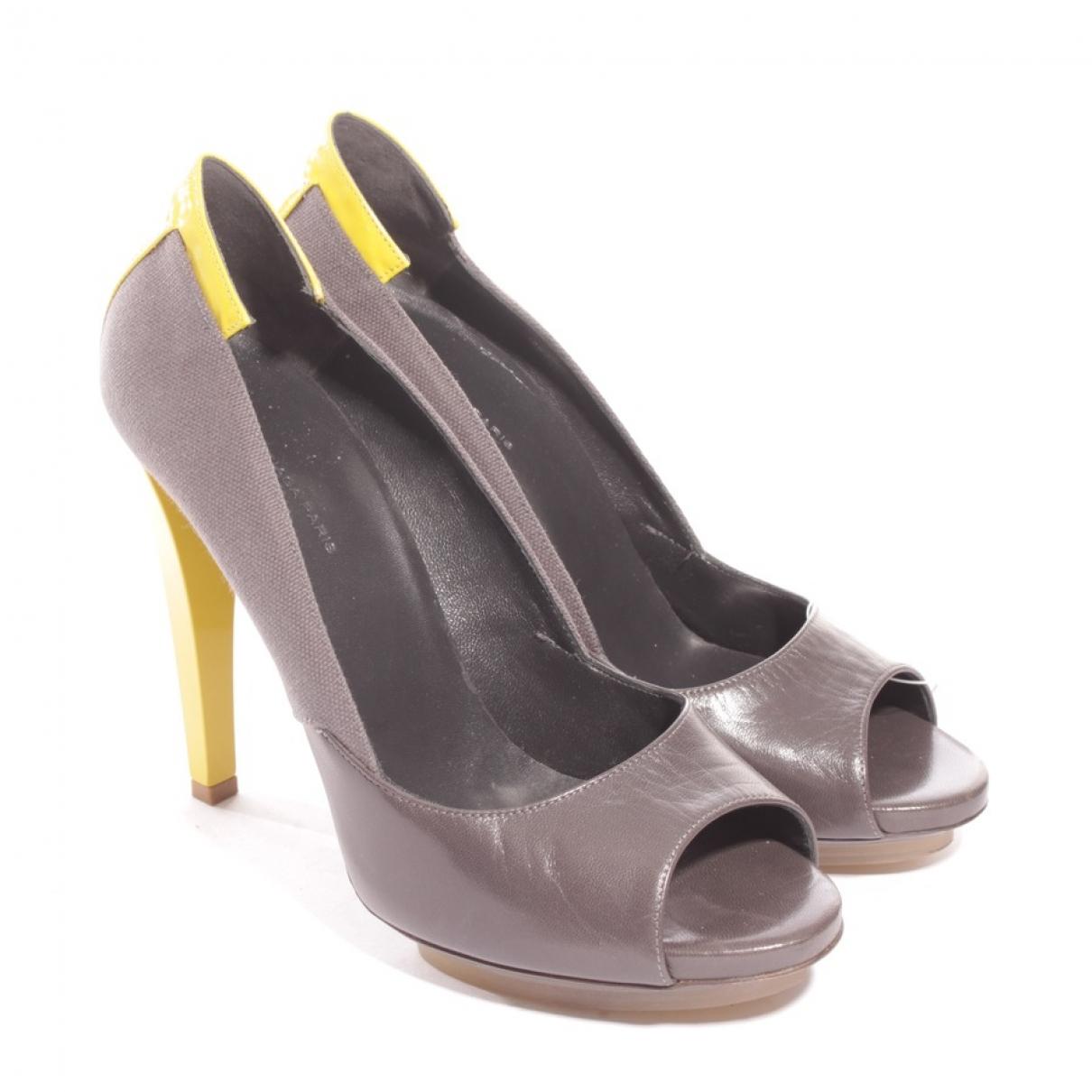 Balenciaga \N Multicolour Leather Heels for Women 39.5 EU