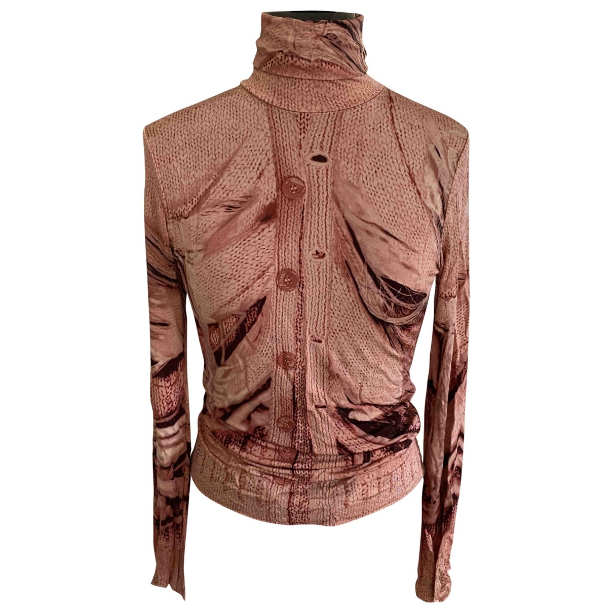 Jean Paul Gaultier \N Silk  top for Women M International
