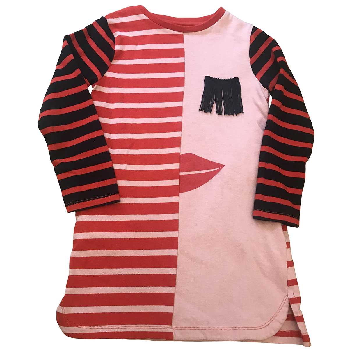 Stella Mccartney Kids \N Red Cotton dress for Kids 6 years - until 45 inches UK