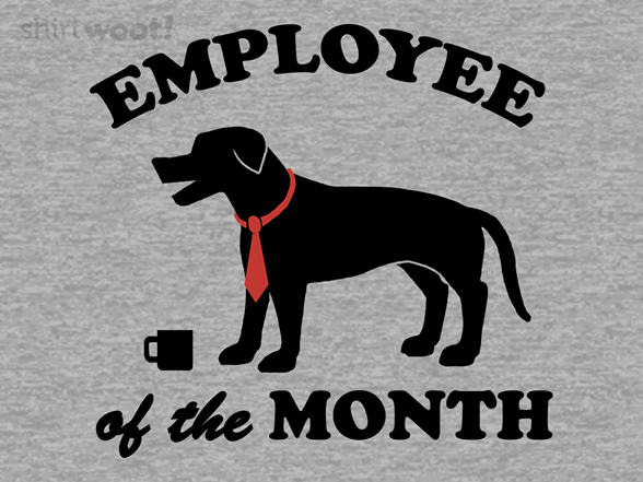 Pup Of The Month T Shirt