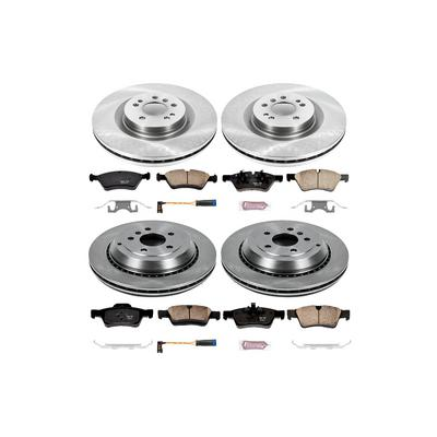 Power Stop 1-Click OE Replacement Brake Kits - KOE4083