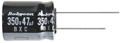 Rubycon 6.8μF Electrolytic Capacitor 450V dc, Through Hole - 450BXC6R8MEFC10X16 (5)