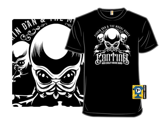 Mos Eisley Cantina Band T Shirt
