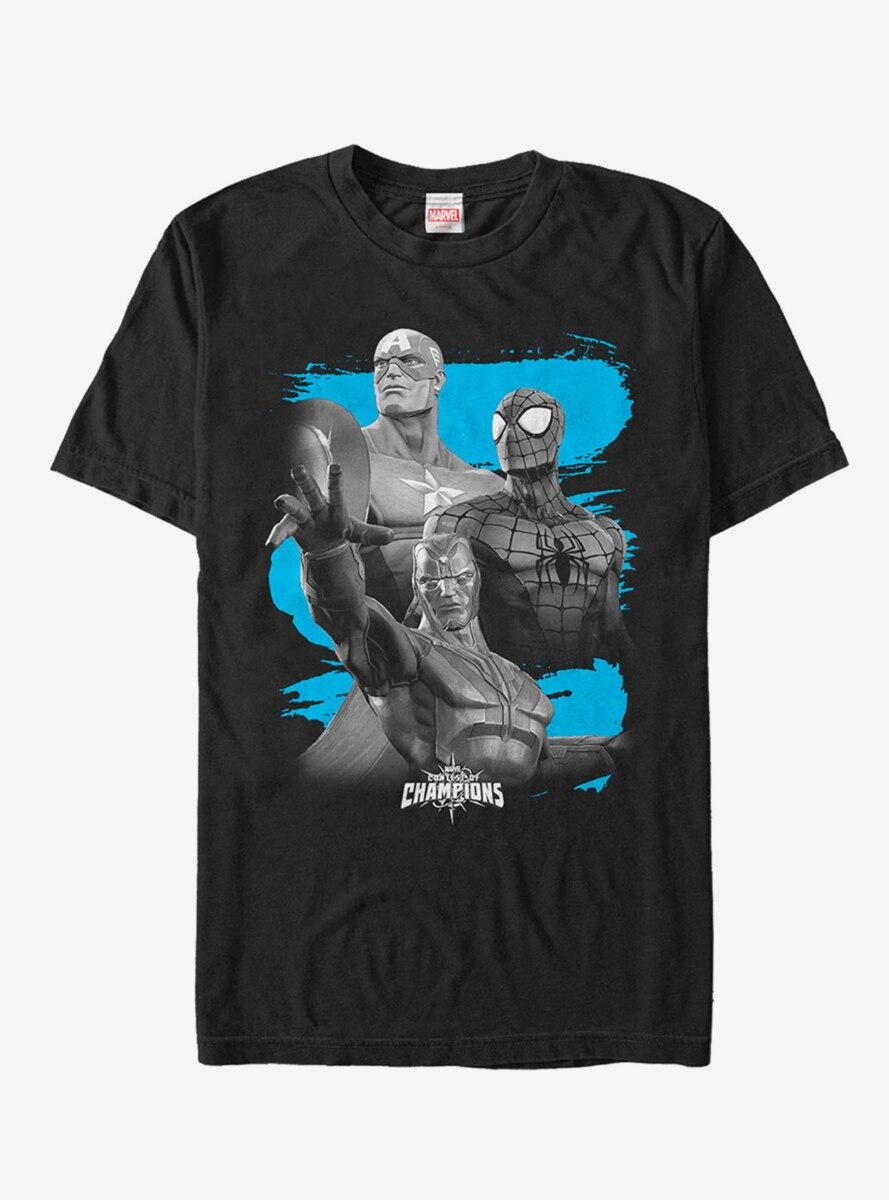 Marvel Contest of Champions Blue Streak T-Shirt