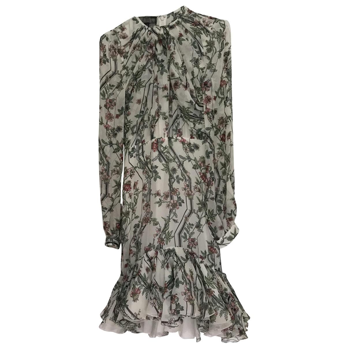 Giambattista Valli \N Silk dress for Women 38 IT