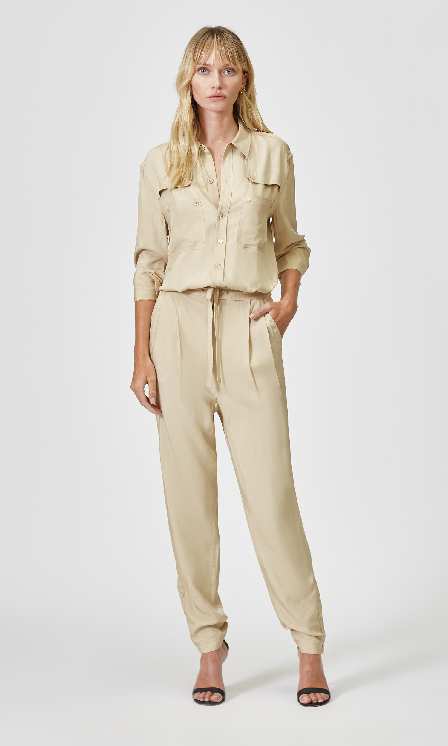 Armeria Jumpsuit by Equipment