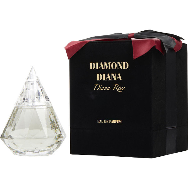 Diana Ross - Diamond Diana : Eau de Parfum Spray 3.4 Oz / 100 ml
