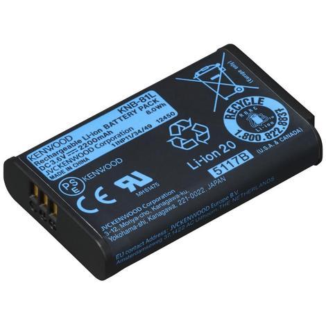 Kenwood 2200 mAh Li-Ion Battery (Nx-P500K)