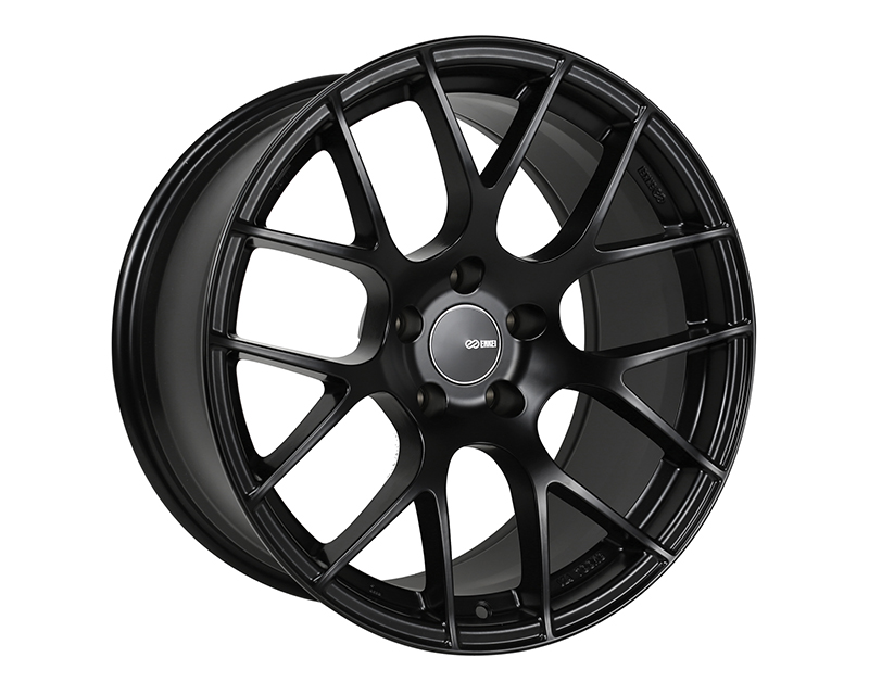 Enkei RAIJIN Wheel Tuning Series Black 19x8.5 5x112 42mm