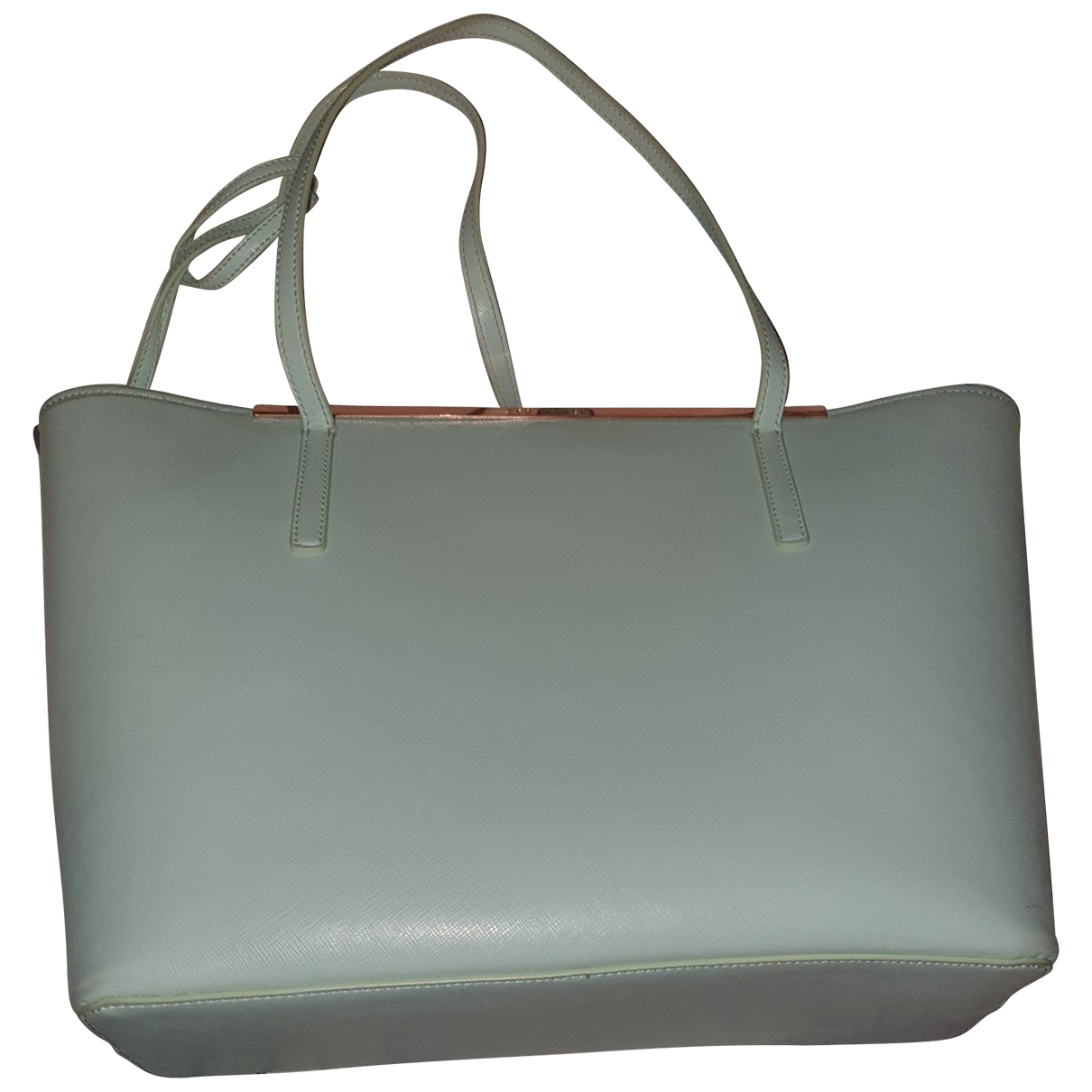 Ted Baker \N Green Silk handbag for Women \N