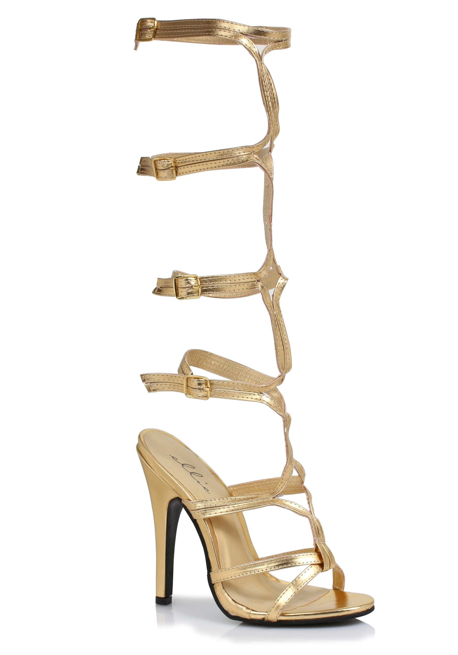 Gold Goddess Women's Heels