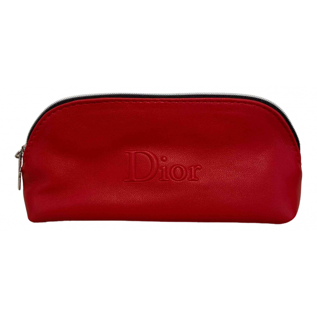 Dior \N Red Travel bag for Women \N