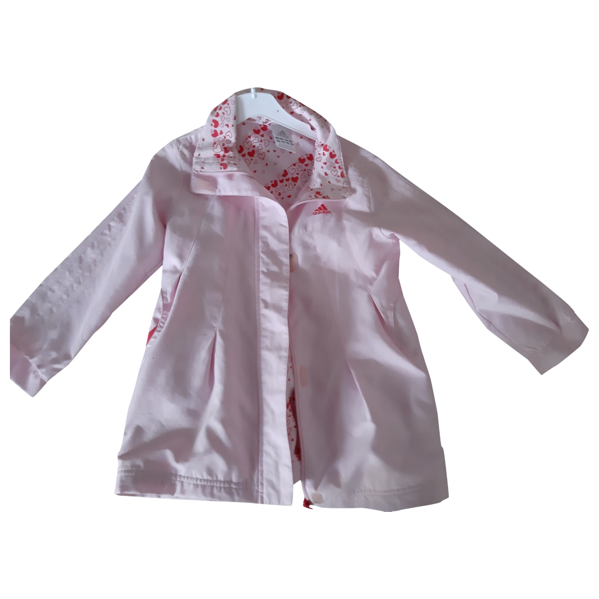 Adidas \N Pink jacket & coat for Kids 5 years - up to 108cm FR