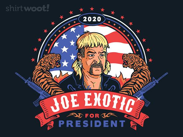 Make America Exotic Again T Shirt
