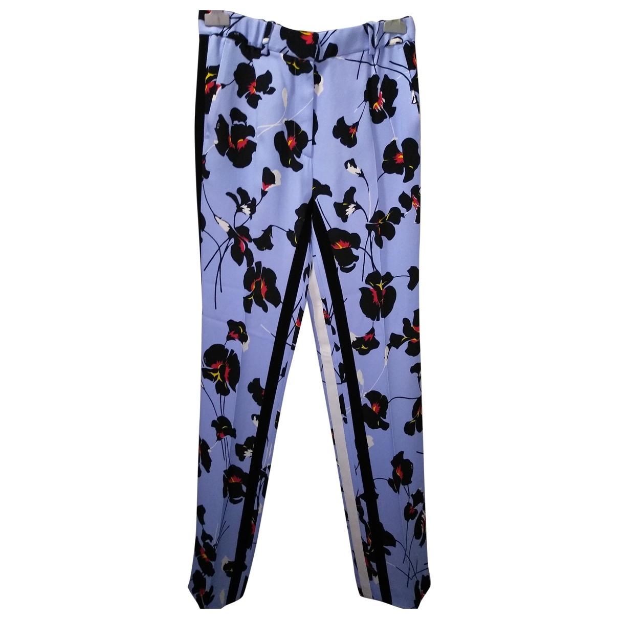 N°21 \N Multicolour Trousers for Women 40 IT