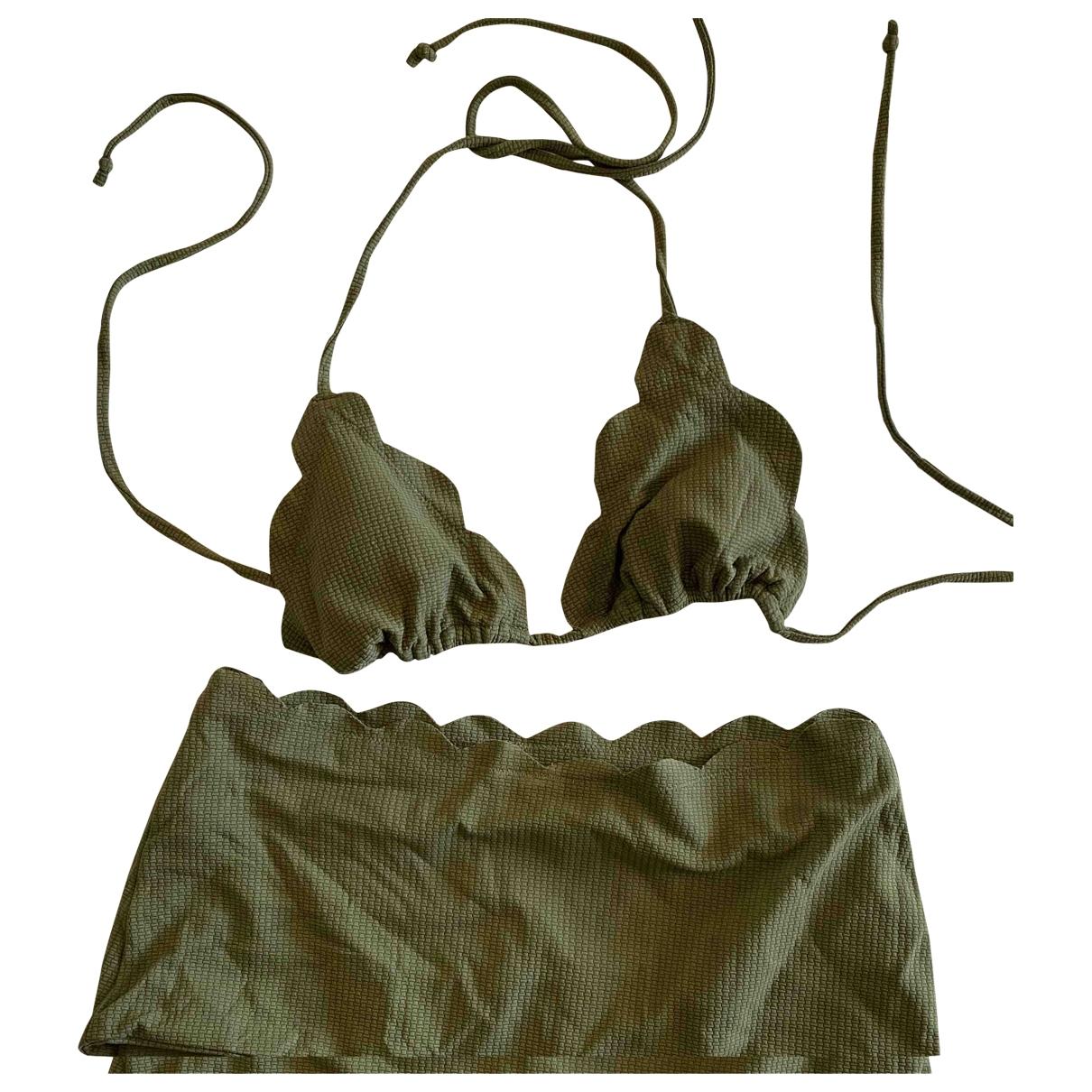 Marysia \N Khaki Swimwear for Women L International
