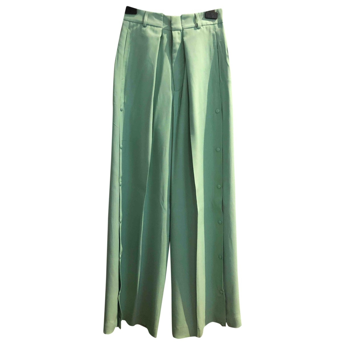 Golden Goose \N Green Trousers for Women S International