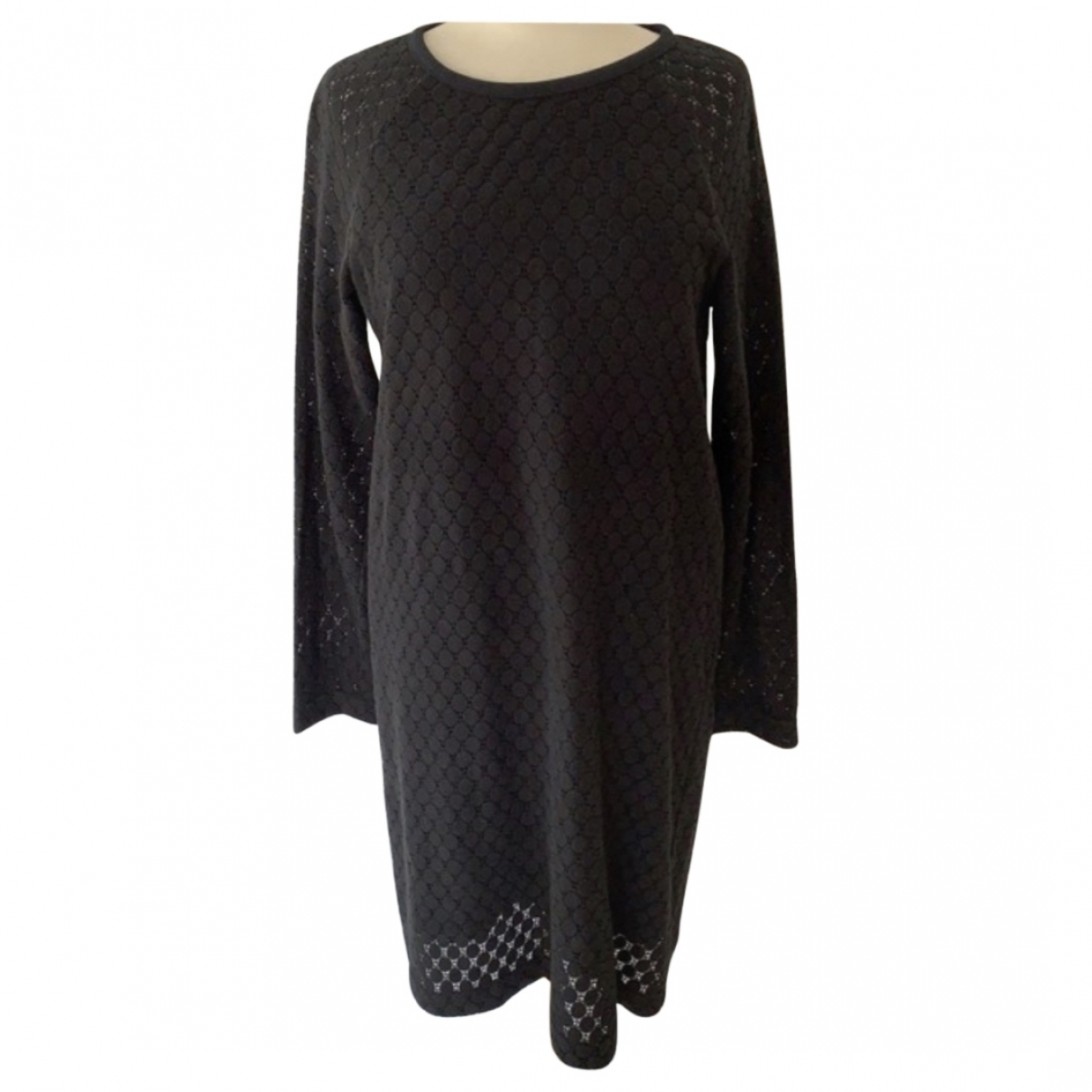 See By Chloé \N Black Cotton dress for Women 8 US