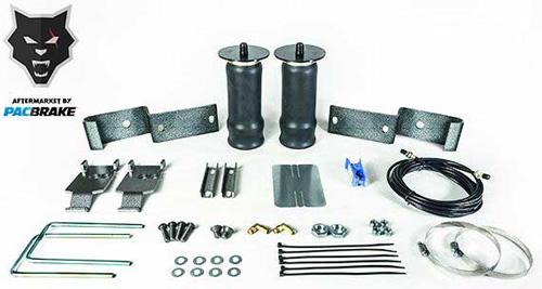 Pacbrake HP10226 Heavy Duty Rear Air Suspension Kit For select  Chevrolet Colorado / GMC Canyon trucks
