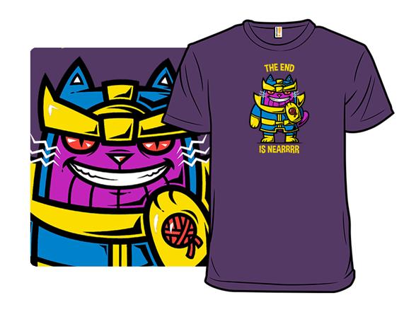 The Meow Titan T Shirt